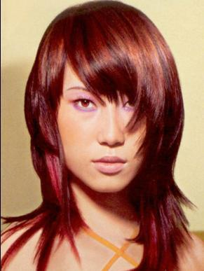 Katlı Saç Kesimleri, Katlı Saç Kesim Şekilleri ve Modelleri