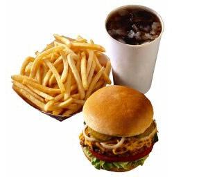 fast food yiyecekler zararları