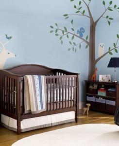 Bebek Odası Dekorasyonu - Bebek Odası Modelleri