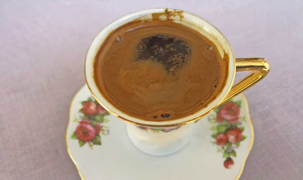 turk kahvesinin vucuda etkileri