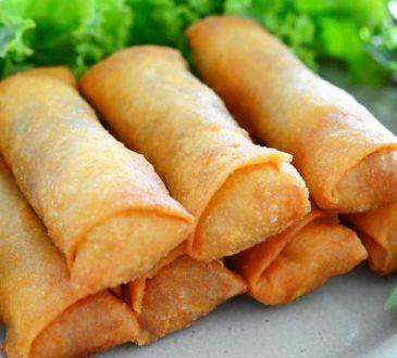 Çin böreği(Spring rolls) nasıl yapılır? En kolay Çin böreği yapmanın püf noktaları