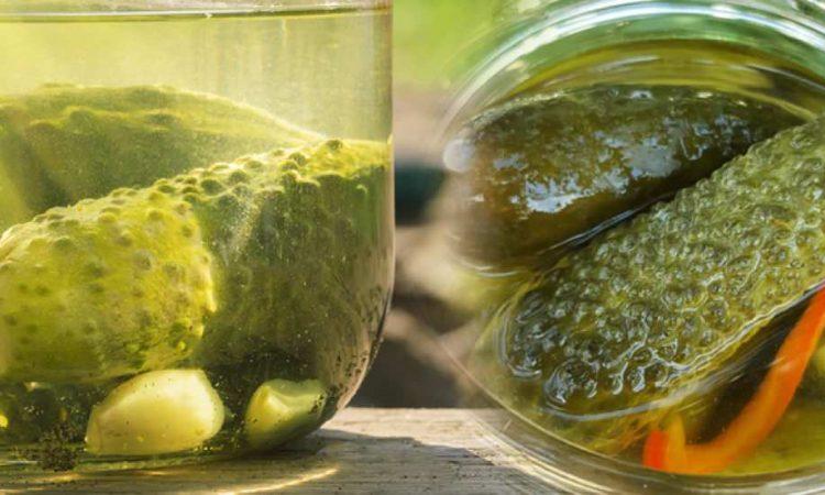 Tam ölçülü turşu suyu nasıl hazırlanır? En kolay turşu suyu hazırlama rehberi